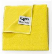 Chiffon microfibre Unger jaune Microwipe 2000 paquet 10