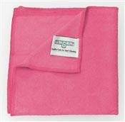 Chiffon microfibre Unger rouge Microwipe 2000 paquet 10
