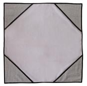 chiffon microfibre vitre unger ergotec ninja 40x40 les 5. Black Bedroom Furniture Sets. Home Design Ideas