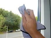 Chiffon microfibre vitre Unger Ergotec Ninja 55x55 les 5
