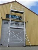 Echafaudage aluminium 4m Toplight 218