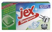 Acheter Jex tampon acier les 12