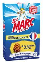 Acheter Lessive Saint Marc resine de pin professionnel 1,8 kg