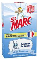 Acheter Lessive Saint Marc cristaux de soude 1,8 kg