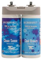 Acheter Desodorisant Technical Concept Microburst Duet Clean Sense par 4