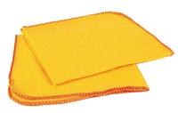 Acheter Chamoisine jaune dépoussiérante 40X50  - 150 gr/m2