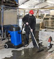 Acheter Aspirateur  eau et poussières Nilfisk Alto Maxxi 75 2 WD