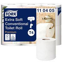Acheter Papier toilette Tork extra doux premium 42 rlx