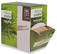Acheter Agitateur café bambou bois boite 5000