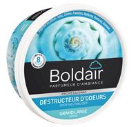 Acheter Destructeur d'odeur gel Boldair désodorisant grand large 300 grs