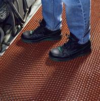Acheter Tapis Safety Walk 3M brun orange 6,1 x 0,91 m.