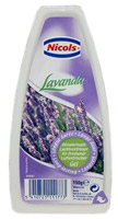 Acheter Désodorisant gel parfum lavande 150 grammes