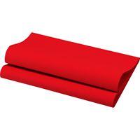 Acheter Serviette non tisse Dunilin Airlaid 40 x 40 rouge colis de 720