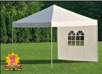 Acheter Rideau pour tente pliable Shelter PopUp 3 m avec fenetre