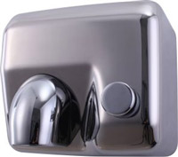 Acheter Seche mains electrique inox brillant manuel