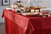 Acheter Rouleau dunicel noel rouge Duni 1,20 x 25 m