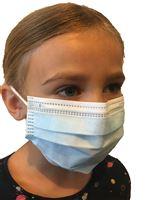 Acheter Masque chirurgical 3 plis enfant par 50