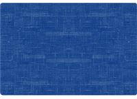 Acheter Set de table silicone bleu 30 x 45 cm Duni paquet de 6