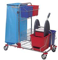 Acheter Chariot de menage lavage