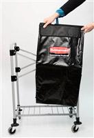 Acheter Sac a linge chariot X Cart Rubbermaid 150 L