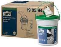 Acheter Tork Premium chiffons imprégnés pour nettoyage de surface