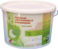 Acheter Pastille lave vaisselle ecologique Idegreen seau de 150 tablettes