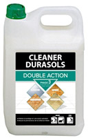 Acheter Cleaner durasols double action nettoyant cirant sol  5 L