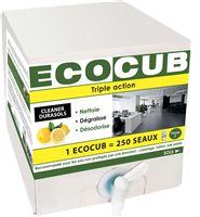 Acheter Ecocub nettoyant sol citron