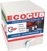 Acheter Prep ecocub sanitaires 10 L
