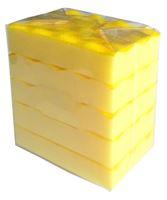 Acheter Eponge HACCP jaune lot de 4