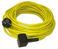 Acheter Cable jaune Numatic Nuplug 10M 3X1,5MM