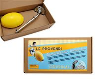 Acheter Provendi porte savon avec savon citron  a vis