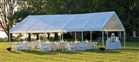 Acheter Tente de reception barnum 66 m2 7,3 x 9,1 m professionnelle