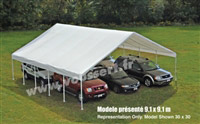 Acheter Tente de reception barnum 101 m2 7,3 x 15,2 m professionnelle