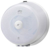 Acheter Distributeur papier toilette SmartOne mini Lotus blanc