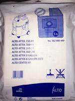 Acheter Sac aspirateur alto Attix 360-2M par 5