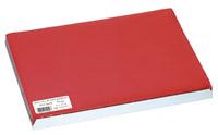 Acheter Set de table papier 30 x 40 rouge vif paquet de 500