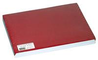 Acheter Set de table papier 30 x 40 bordeaux paquet de 500