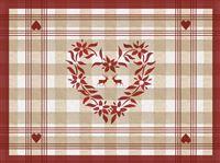 Acheter Set papier décor edelweiss 30 x 40 par 500