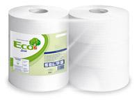 Acheter Papier toilette jumbo blanc ecolabel 2 plis colis 6