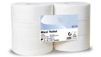 Acheter Papier toilette jumbo compatible Kimberly Clark D 75 mm blanc par 6