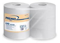 Acheter Papier toilette jumbo blanc 640 m colis 6