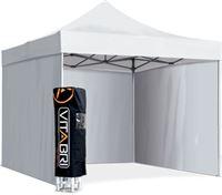 Acheter Tente pliable vitabri 3x3 blanc M2