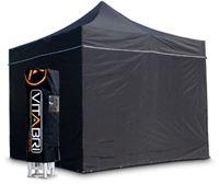 Acheter Tente pliable vitabri 3x4,5 noir standard