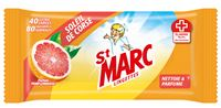 Acheter Lingettes nettoyante St Marc Soleil de Corse sachet de 80