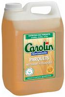 Acheter Carolin nettoyant parquet cire d'abeille Ecolabel 5 L