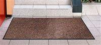 Acheter Tapis entree interieur polypropylene 80x120 cm brun