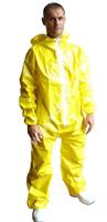 Acheter Combinaison jetable jaune cat III type 3 4