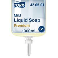 Acheter Savon Tork liquide doux 6X1 L