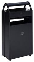 Acheter Cendrier corbeille extérieur 10 - 60 L noir